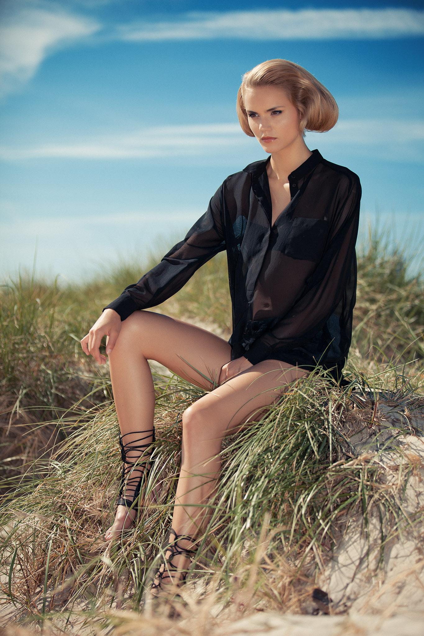 Model: Olivia - Fotograf: Thomas Agatz ‹ ADO Style